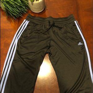 Adidas women's cropped pants